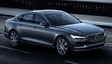 Volvo अगले 2 महीनों में लाएगी नई S90