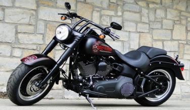 Harley Davidson की Fat Boy को हुए 25 साल