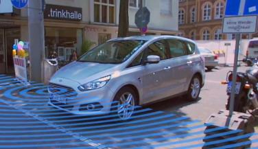 Ford की Video टेक्नोलोजी वाली नई कार