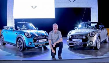 Mini Cooper Convertible भारत में लॉन्च, कीमत 34.90 लाख रुपए