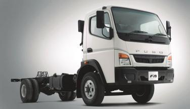 Daimler ने दक्षिण अफ्रीका में उतारे Made in India Fuso Truck
