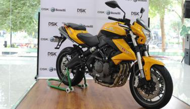 DSK Benelli का TNT 600i Limited Edition लॉन्च