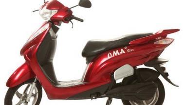 Oma Star इलेक्ट्रिक स्कूटर लाॅन्च, कीमत 40,850 रूपए
