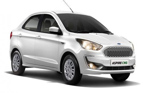 Ford Aspire CNG भारत में लॉन्च, कीमत..