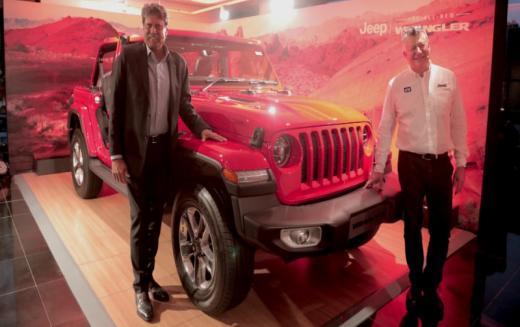 भारत में नई Jeep Wrangler लॉन्च, ये है कीमत और फीचर्स